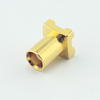 MCX jack straight connector for pcb smt 50 ohm 5MXF05S-P10