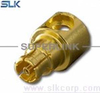 SMP jack straight solder connector for Tflex-405 cable 50 ohm 5SPF15R-S01-003