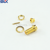 SMA Jack Straight solder Connector for 085&086 Cable 5MAF15S-S01-023