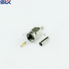 RP SMA plug straight crimp connector for RG316/U RG174/U cable 50 ohm 5RMAM11S-A02-008