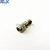 2.4mm male to 3.5mm female straight adapter 50 ohm 5P4M06S-P3F-003