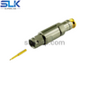 SMA plug straight solder connector for SFT-250 cable 50 ohm 5MAM15S-A207-010