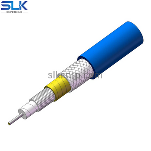 SPT-520 SPT series Temperature phase stable low loss flexible coaxial cable