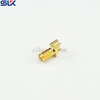 RP SMA jack straight connector for pcb 50 ohm 5RMAF25S-P01-001