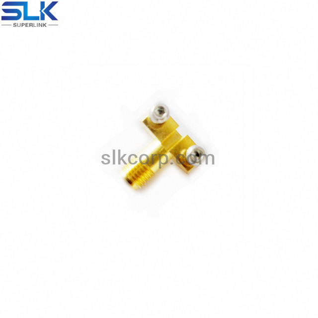 2.92mm jack straight connector for pcb end launch 50 ohm 5P9F28S-P31