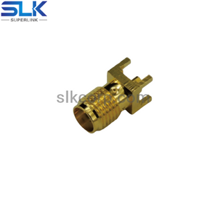 SMA jack straight connector for pcb smt 50 ohm 5MAF25S-P41