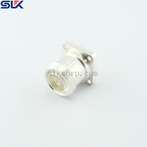 7/16 jack straight connector 4 holes flange 50 ohm 5A7F54S-P01-002