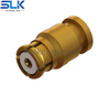 SMP jack straight solder connector for .TFlex-405 cable 50 ohm 5SPF15S-S01-007