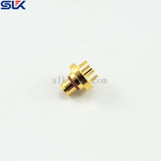 BMA plug straight connector for pcb 50 ohm 5BMM25S-P01