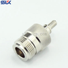 N jack straight crimp connector for LMR-400 cable 50 ohm 5NCF11S-A11-013