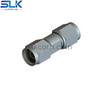 2.4mm male to 2.92mm male straight adapter 50 ohm T-5P4M06S-P9M-003