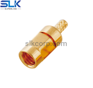 SMC plug straight connector for G174A/U,188A/U,316/U,URM95,KX3B,KX22A cable 50 ohm 5AMM11S-A02-006