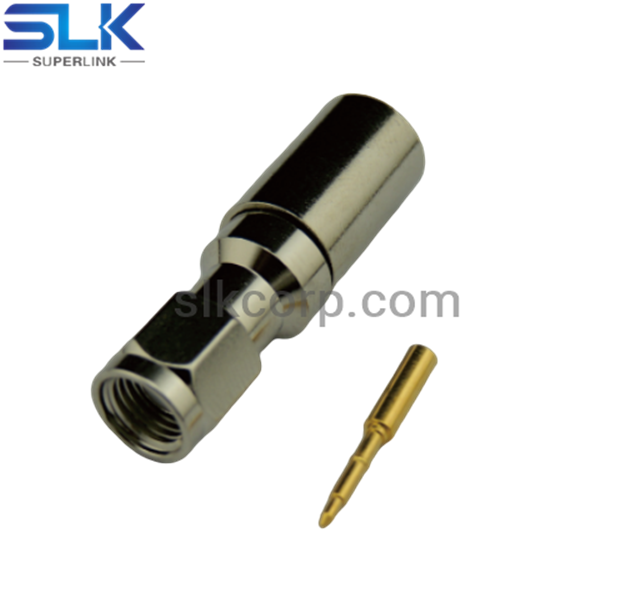 2.92mm plug straight solder connector for HF-090 cable 50 ohm 5P9M15S-A570-001